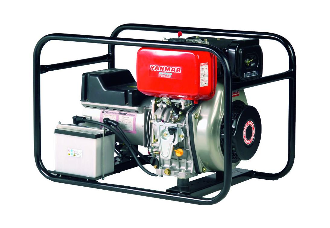 Дизельный генератор (электростанция) Europower EP 2800 DE